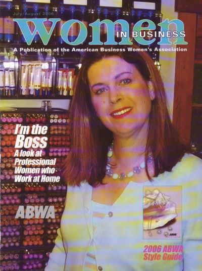 View the AWBA Article with Karole Lewis